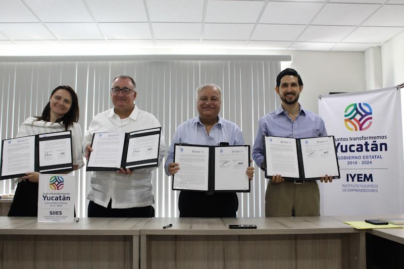 Yucatán y Guatemala estrechan lazos de colaboración en tecnología e innovación